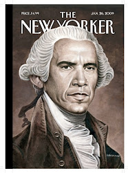 Obama New Yorker Cover Print