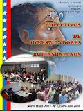 Colectivos de Investigadores  Robinsonianos 2018