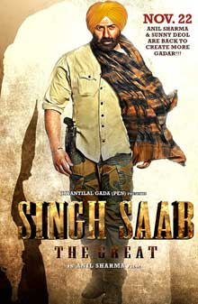 Singh Sahab The Great Cast and Crew