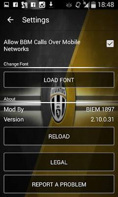 Preview BBM Juventus 2