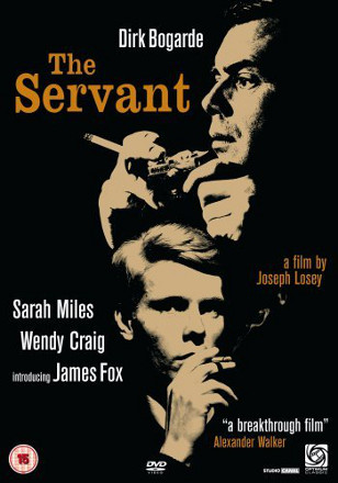 The Servant Losey Poster