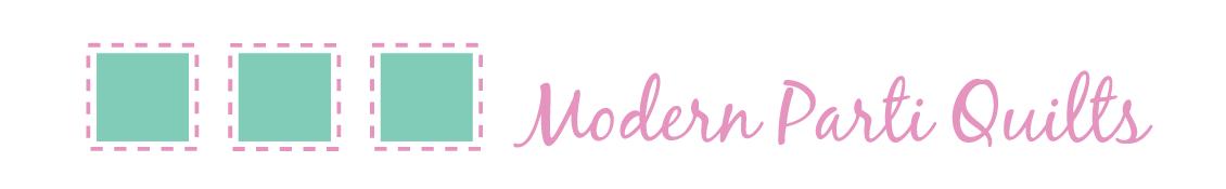 Modern Parti Quilts