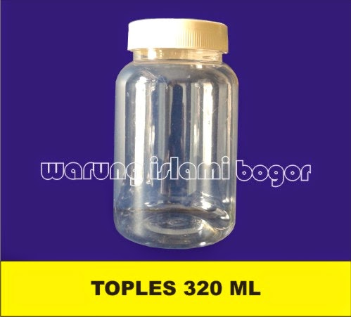 Jual Toples Plastik PET
