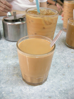"""hong kong s silk stocking milk tea Lan fong yen is best known most for inventing the hong kong style silk stocking  or """"pantyhose"""" milk tea, called such because the long."""