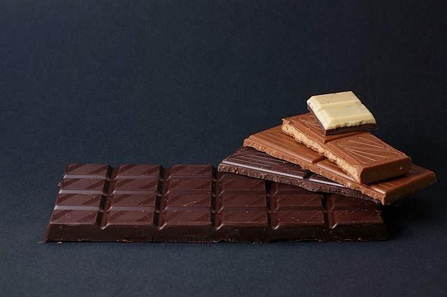 chocolate comida basura grasas azucar adelgazar engordar dietas