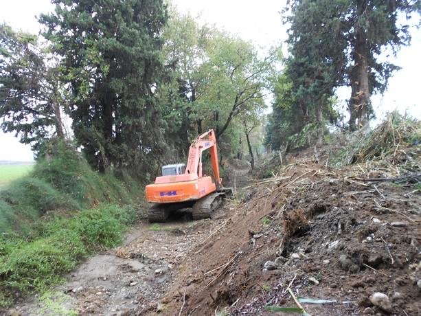 Καθαρισμός του Λόφιου ποταμού από το Δήμο Αλιάρτου