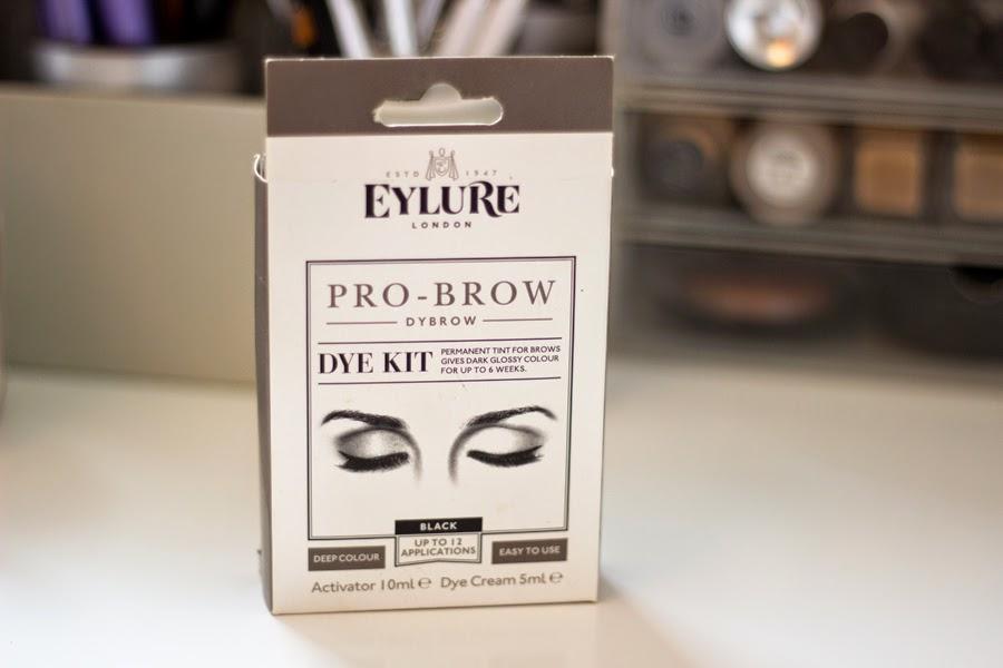 FashStyleLiv: Eylure Dip Brow Review- (DIY-Tinting my Eyebrows)