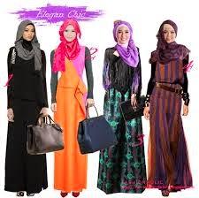 Model Baju Muslim