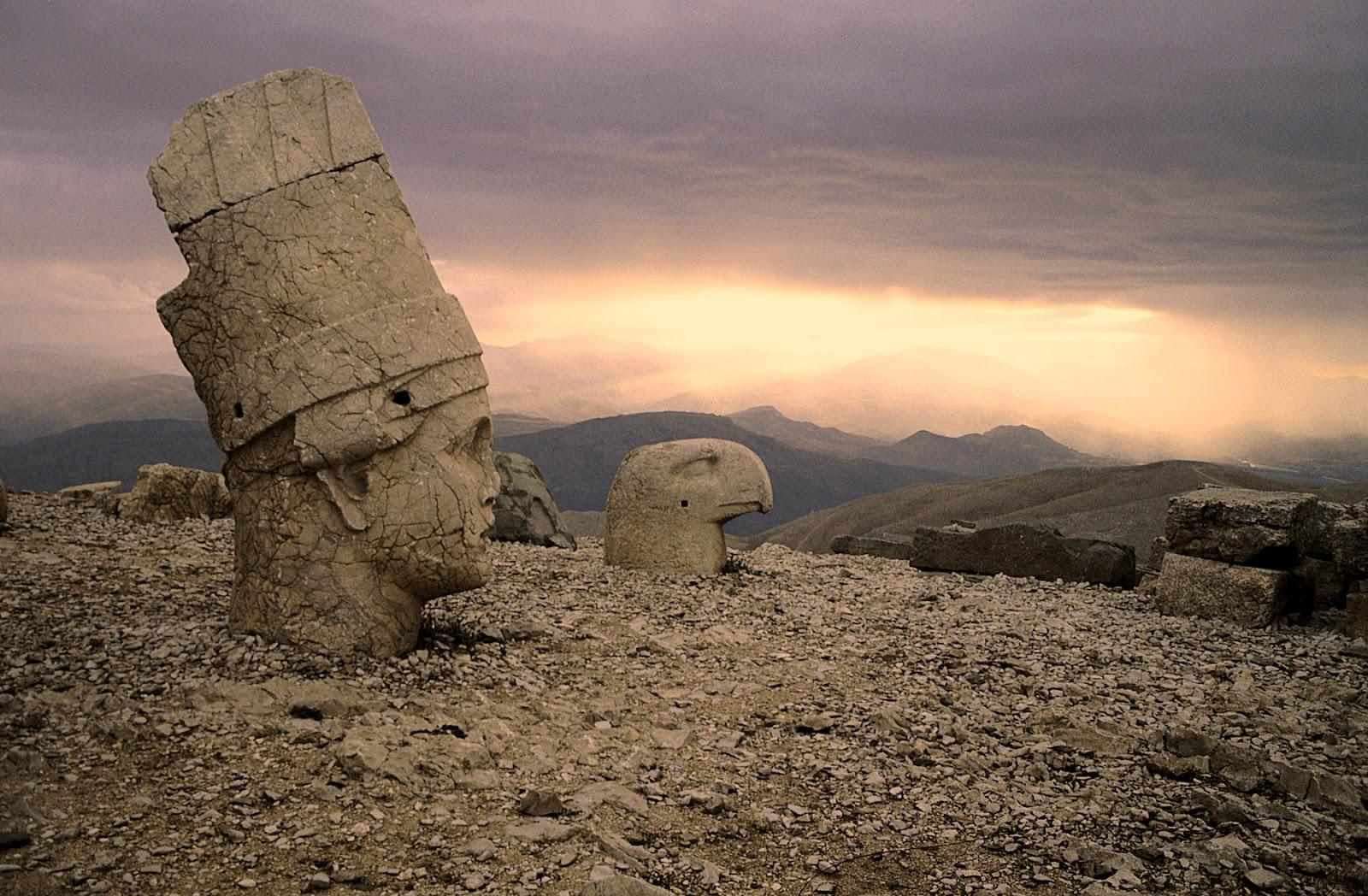 Foto Bilgim: Nemrut Dağı