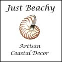 just beachy artisan decor