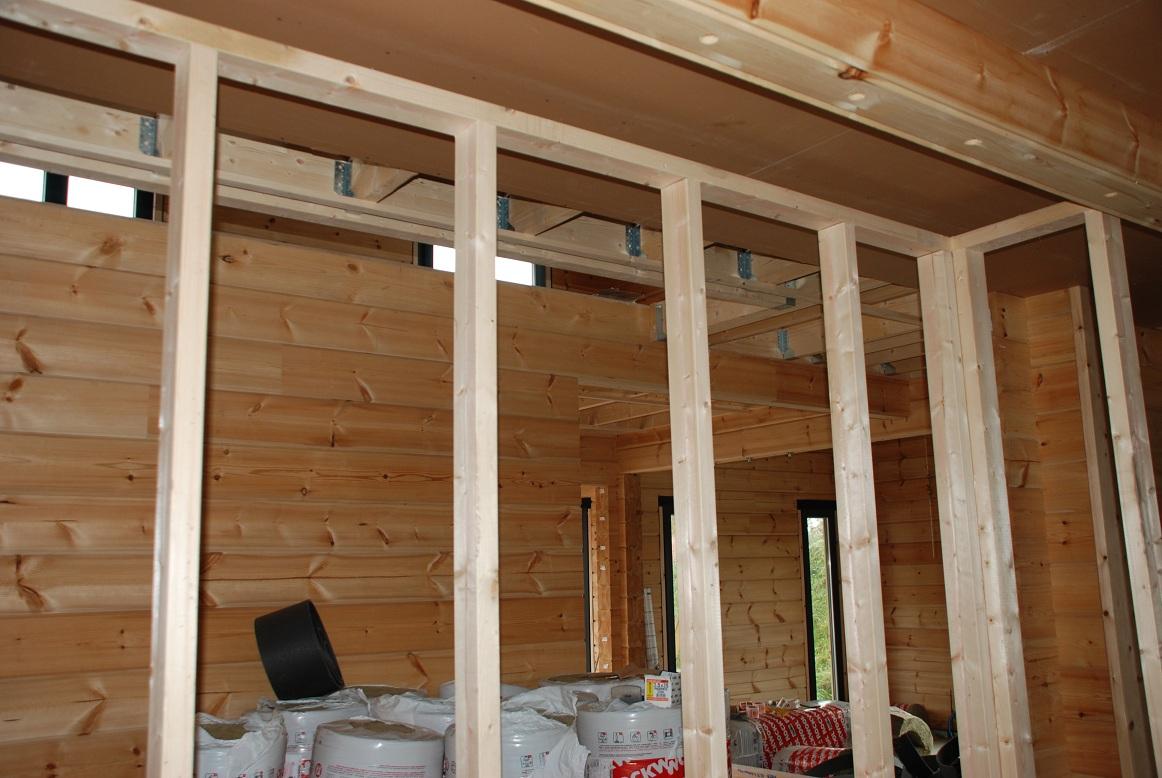 Звукоизоляция стен своими руками в деревянном доме