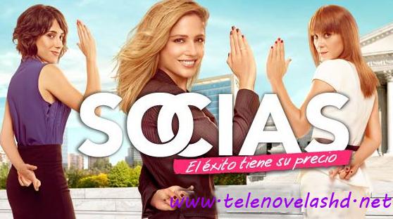... chilena Socias , producida por la cadena televisiva TVN , lunes a