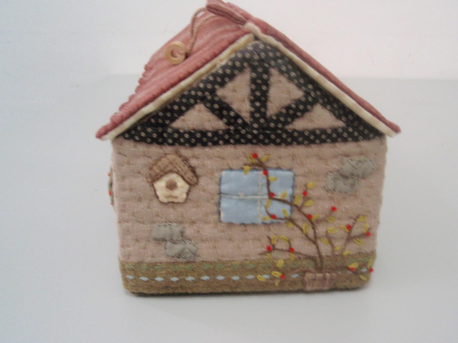 Los angeles de patchwork mari carmen y mar a - Casas de patchwork ...