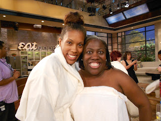 the+talk Make Up Free on The Talk Season Premier!!!!