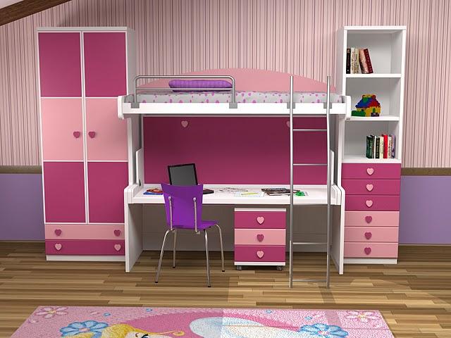 Fotografias de dormitorios con literas abatibles - Camas para jovenes modernas ...