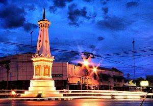 Indahnya kota Jogja