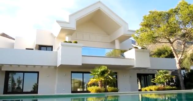 Casa contemporanea minimalista en marbella dise o de - Ambience home design marbella ...