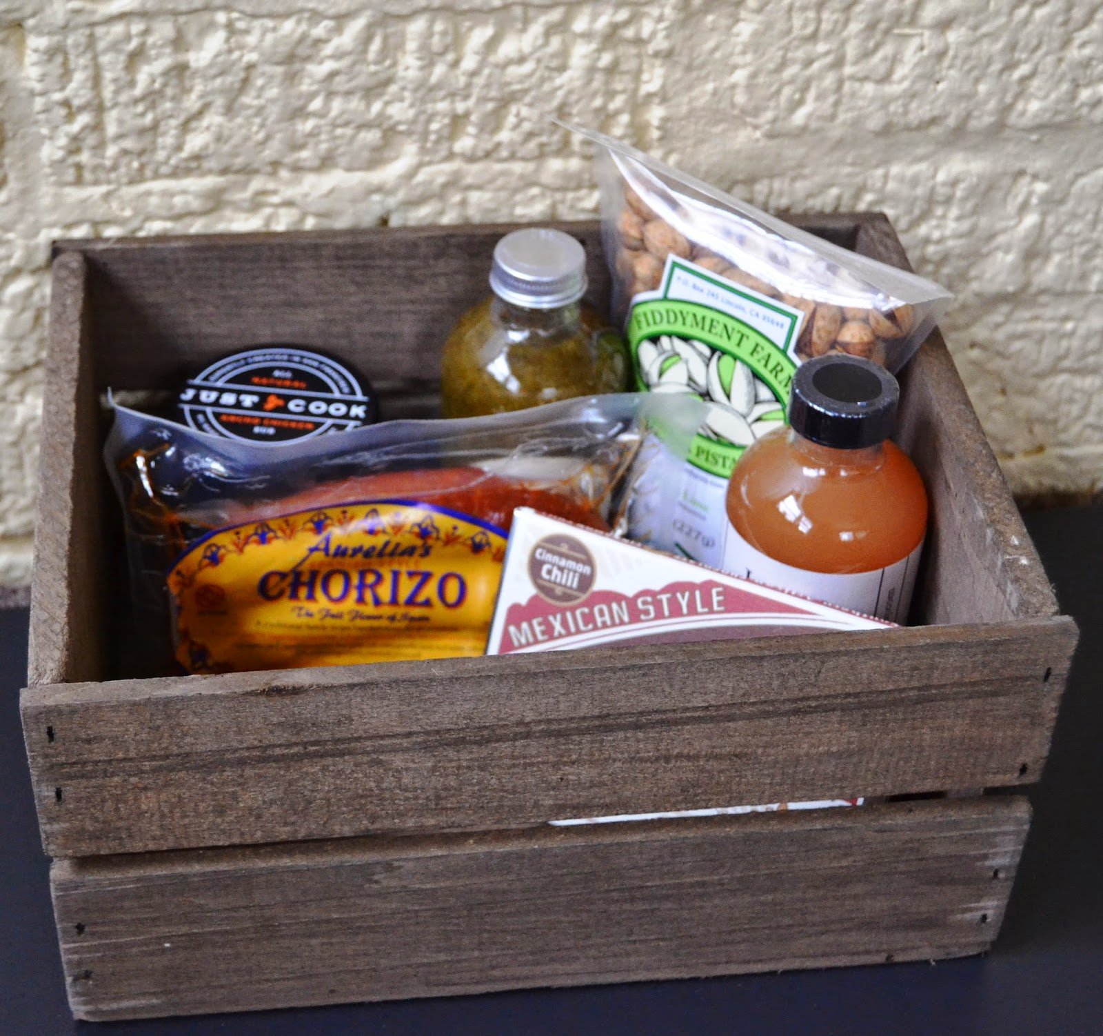 Mantry Crate- foodie monthly subscription for men