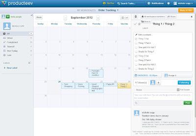 Calendar View #NiccuppCrochet