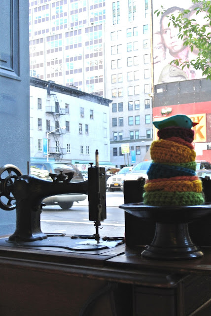 Stitched Tribeca (and why I've been away)