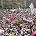 """""""الداخلية"""" تجدد دعوتها لمعتصمى رابعة والنهضة بمغادرة الميادنين دون ملاحقة أمنية"""