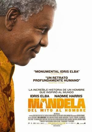 Poster Mandela: Long Walk to Freedom 2013