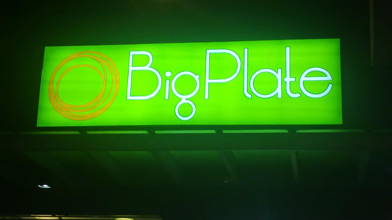 Big Plate BF Homes, Parañaque