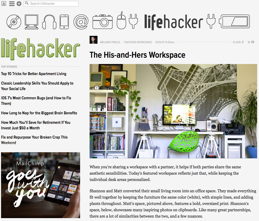 http://littlelucktree.blogspot.com/2013/10/our-workspace-on-lifehacker.html