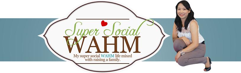 Super Social WAHM