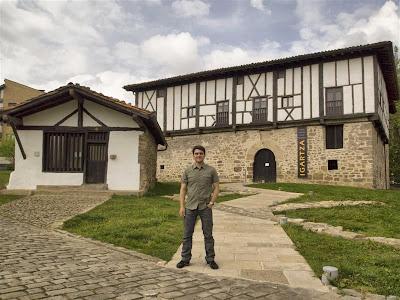 Palacio y ermita del Conjunto de Igartza (Beasain)