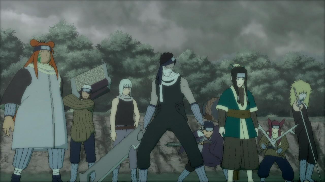 Title: Naruto Shippuden: Ultimate Ninja Storm 3
