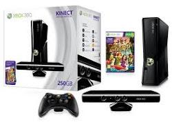 XBOX360 250Gb Kinect 4800BsF