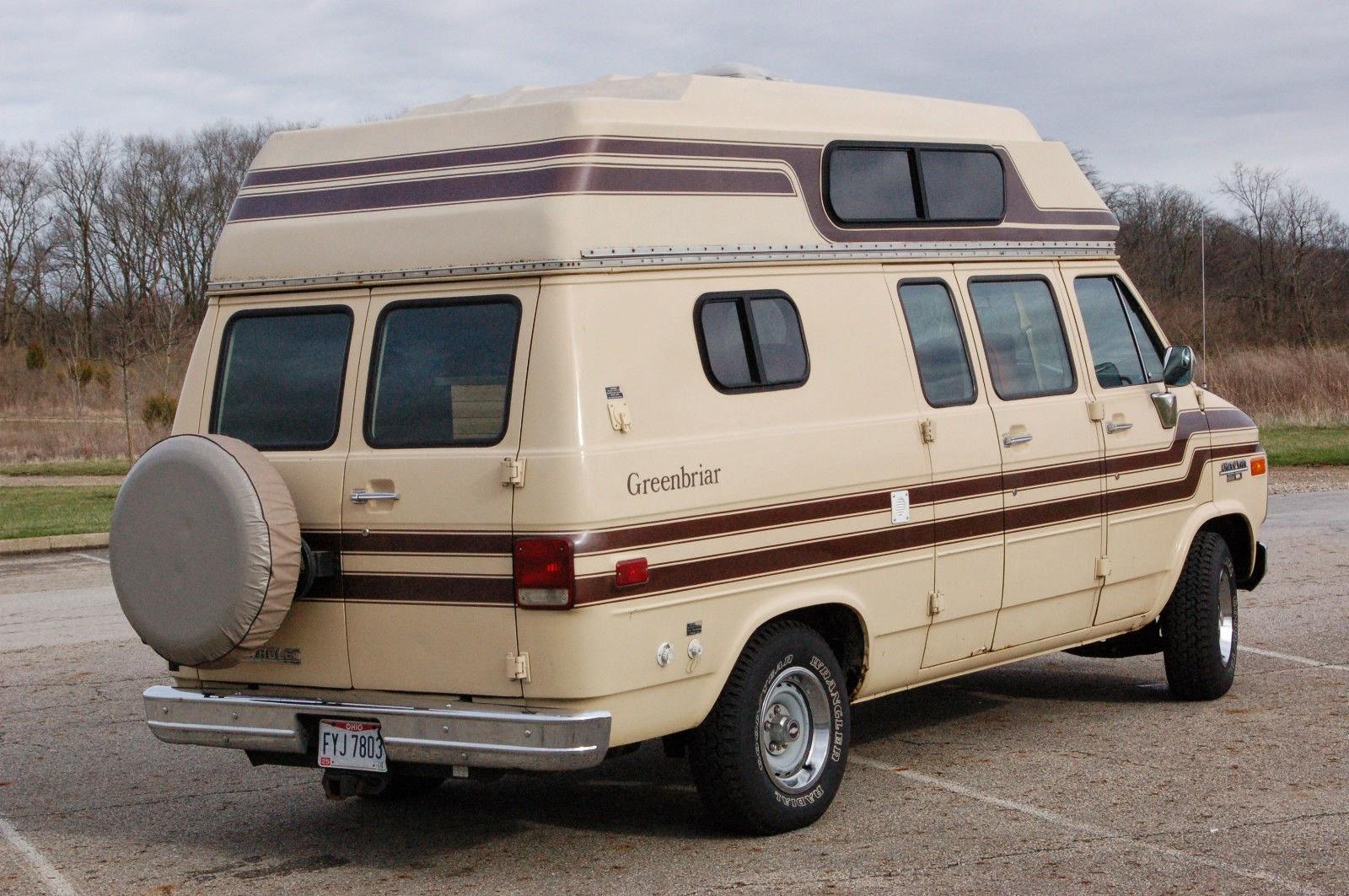 El Camino 4x4 Conversion >> All American Classic Cars: 1985 Chevrolet G20 Chevy Van ...