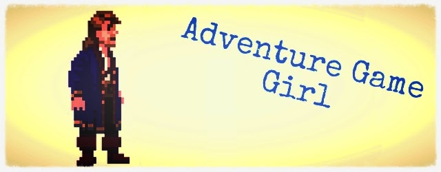 Adventure Game Girl