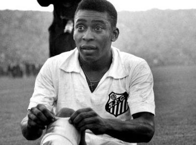 Pelé perdeu uma grande chance de entrar para historia das olimpíadas, no brasil.