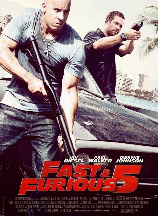 Fast Five (BRRip 1080p Dual Latino / Ingles) (2011)