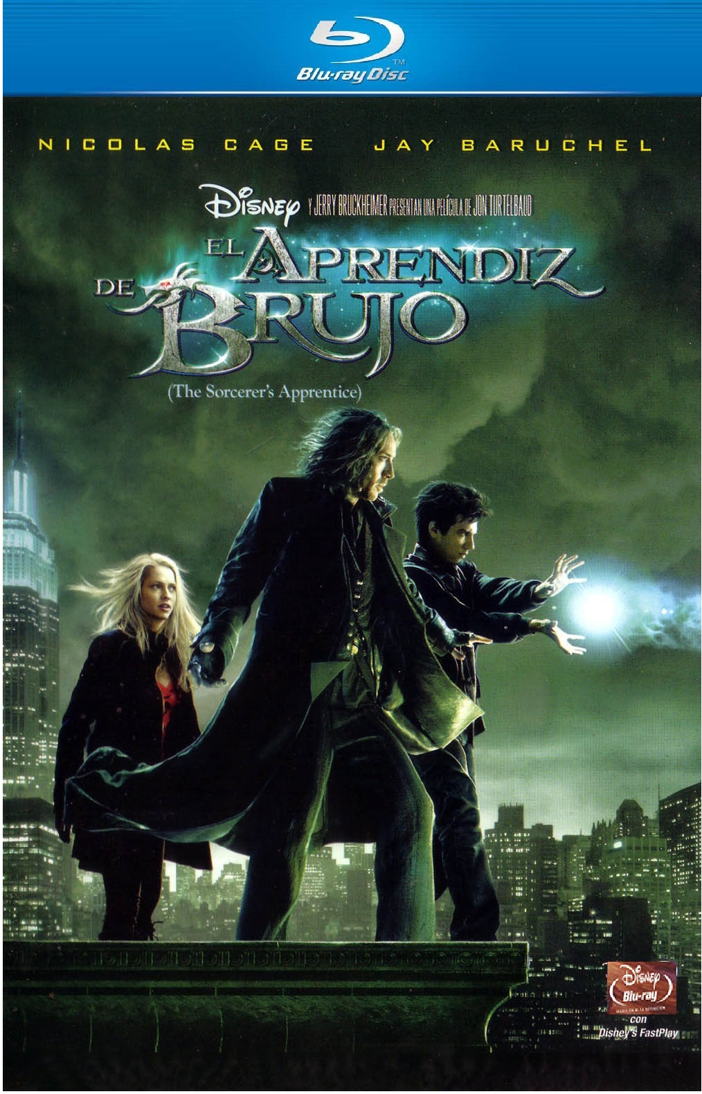 El aprendiz de brujo (2010) BDRip FullHD Dual Lat-ing