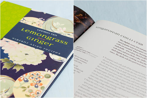Lemongrass and Ginger Cookbook