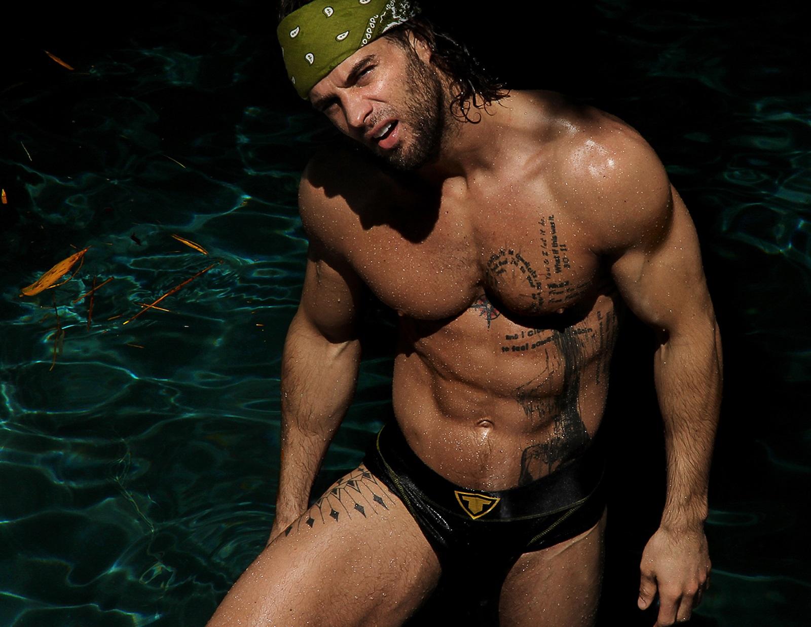 Thierry pepin nude