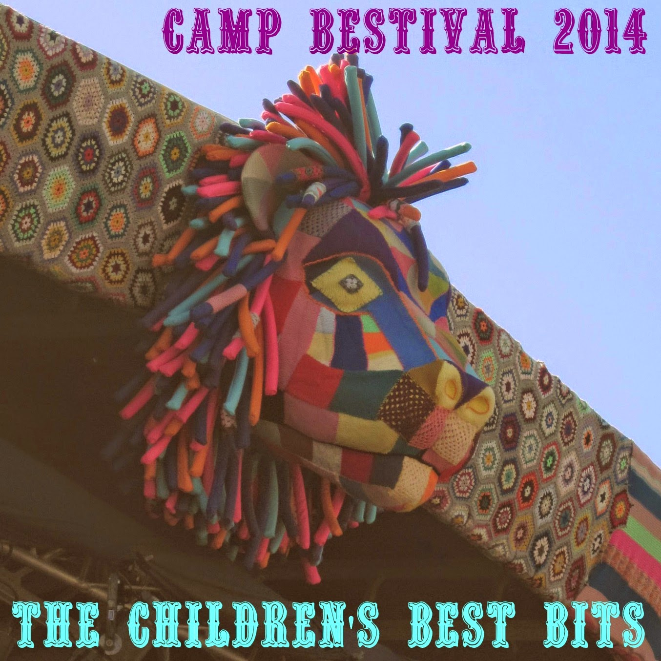 Camp Bestival 2014 - The children's best bits {Country Kids}