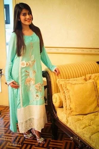 Maryah Dada Eid Collection'14
