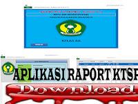 Unduh File Aplikasi Raport MTs berbasis KTSP