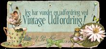 Vintageudfordring # 57