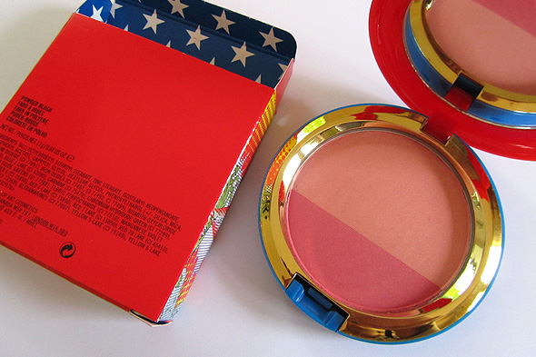 MAC Wonder Woman LE Mighty Aphrodite