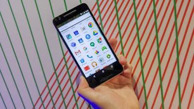 Nexus 5X app