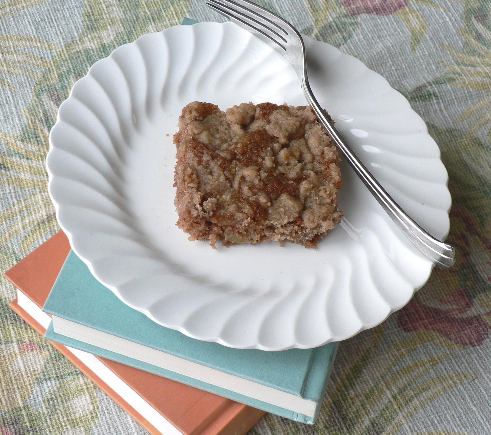 Apple Crumb Cake Bless This Mess