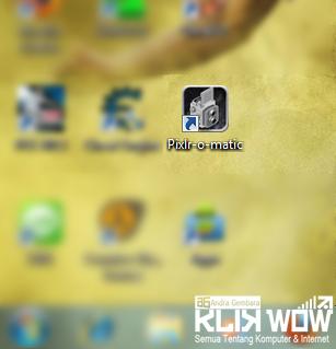 Aplikasi Edit Foto Filter seperti Instagram untuk PC