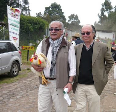 En Ecuador con Antonio Correa