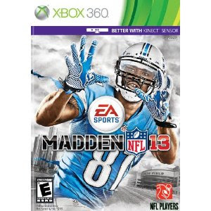 Madden NFL 13 Xbox 360 Release Date