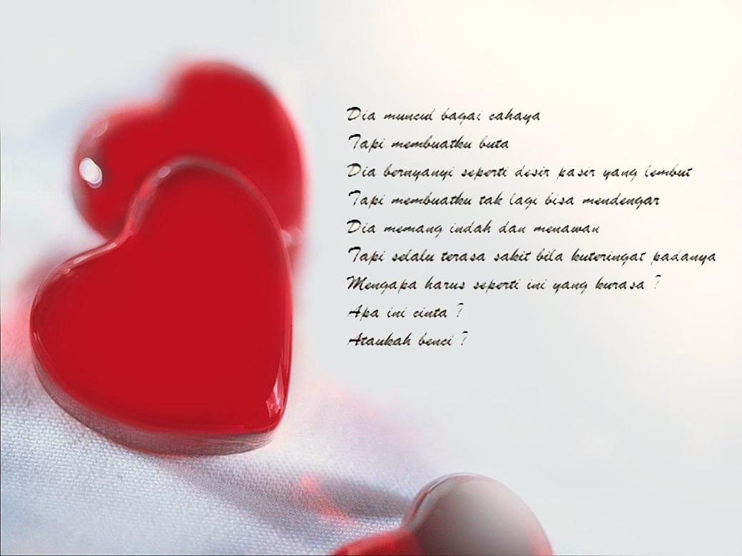 puisi cinta terbaik